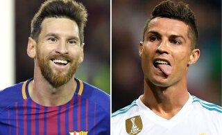 Ühe ajastu lõpp? Messi ja Ronaldo jäid UEFA aasta mängija nominentide seast välja