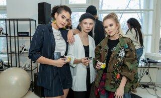 FOTOD | Sissi juhatas privaatse minikontserdiga sisse Skechersi kevadhooaja
