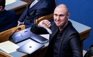 Социал-демократы: планируемый коалицией референдум противоречит конституции и дурит людей