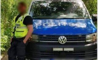 Полицейский из Эстонии решил найти себе пассию через Tinder, но перегнул палку
