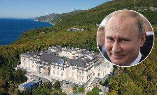Путин впервые прокомментировал расследование Навального о дворце в Геленджике
