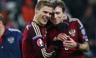 Футболисты Кокорин и Мамаев будут упаковывать костюмы в тюремном цеху