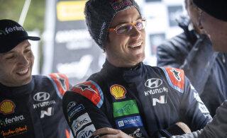 Thierry Neuville'i kahetised tunded Rootsi ralli järel: oli raske, aga lõpp polnud üldse halb