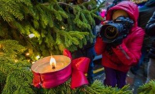 В воскресенье в Ласнамяэ зажгут свечу первого Адвента