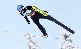 TÄNA DELFI TV-s | Kas Kristjan Ilves suudab Norra karikavõistlustel poodiumile jõuda?