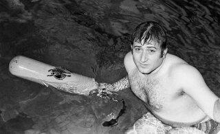 Он вернул с того света 20 человек. 43 года назад пловец Шаварш Карапетян совершил свой подвиг
