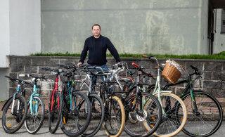Запустивший повторное использование велосипедов Айн: здорово, если можно купить дорогой велосипед за полцены!