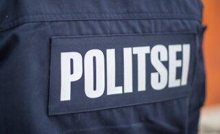 В Пыхья-Таллинне мужчина угрожал другому ножом: полиции пришлось применить электрошокер