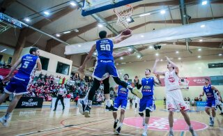 TÄNA DELFI TV-s | Kalev/Cramo heitleb Eesti-Läti liigas tabeliliidriga
