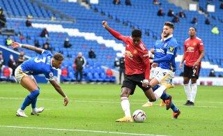Manchester United lasi 96. minutil viigistada, kuid ikkagi võitis! Chelsea mängis tagasi 0:3 kaotusseisu