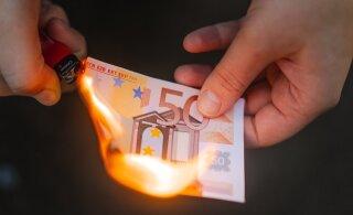 """Жительнице Сааремаа предложили """"кредит на выгодных условиях"""". В результате она лишилась почти 15 000 евро"""