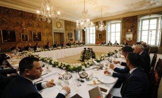 Ратас — о будущем ЕС: для людей важнее всего безопасность и экономика