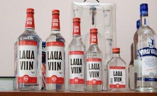 В Кохтла-Ярве мужчина украл из магазина две бутылки водки. Его отправили в тюрьму на 4,5 года