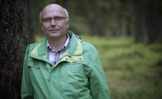 Главный лесничий RMK о вырубке лесов: не забывайте, что на этих местах растет новый лес!
