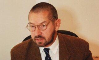 Suri tuntud riigiametnik ja ajaloolane Priit Kelder