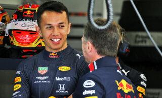 Red Bulli boss andis selge vihje, kes järgmisel aastal Verstappeni kõrval sõidab