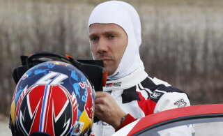 Sebastien Ogier: lumi ja udu võivad mulle MM-tiitli tuua