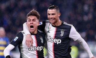 Koroonaviirusest tervenenud Juventuse jalgpallur: mul oli tõsine hirm