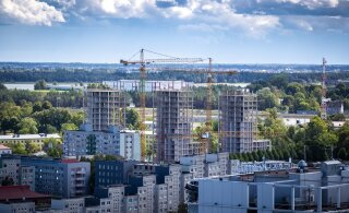 Экономист: в этом году влияние строительства на рост экономики скромнее