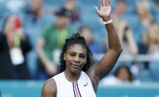 Serena Williams Meghan Markle'ile korraldatud beebipeost: ma olen prefektsionist