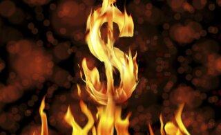 GRAAFIK | Muinasjutu lagunemine: raha põletavate ja üles kiidetud startuppide väärtusest kaob börsile minnes suur osa