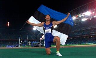 Erki Noole olümpiavõit 20. Kogu tõde rivaalide töötlemisest, kettaheitest ja Eesti riigi auvõlast