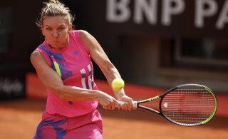 OTSEPILT DELFI TV-s | Halep pääses Rooma WTA-turniiril esimesena finaali, teine poolfinaal on Tšehhi siseasi