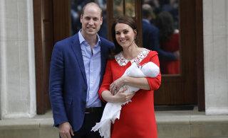 ARMSAD FOTOD | Kelle nägu ta on? Esimest sünnipäeva tähistav prints Louis näitab juba piimahambaid!