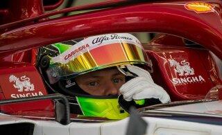 Mick Schumacher – kas pelgalt kuulsa perekonnanimega poiss või sõidumees?