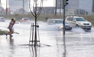 Ilmaprognoos: üks vihmahoog teise otsa! Lähiajal päikesepaistelist suveilma oodata pole