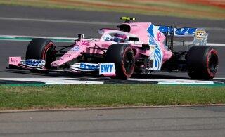 Neli vormel 1 tiimi nõuavad Racing Pointile karmimat karistust