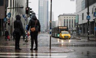 Prognoos: alanud aasta esimesed päevad on soojad ja tuulised, lumest võib mõtlema hakata nädalavahetusel