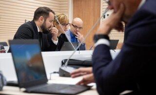 Ootamismäng Tallinna Sadama istungil: pooled prokuratuuri tunnistajatest ei jõudnud ütlusi andma