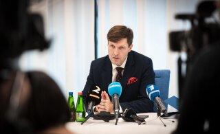 Хельме: через Swedbank проходили деньги российских олигархов и спецслужб
