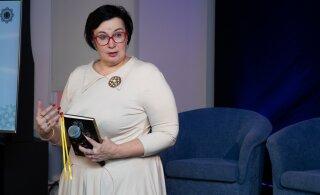 Катри Райк: глава коалиционного договора о гражданстве вызывает много вопросов