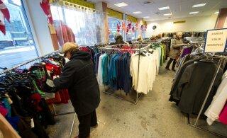 Журналист Eesti Päevaleht призывает не покупать новые вещи: давайте будем носить старые пальто и брюки!
