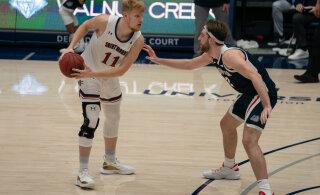 NCAA-s peeti Eesti duell, kus jäi napilt peale Tassi ja Böckleri ülikool