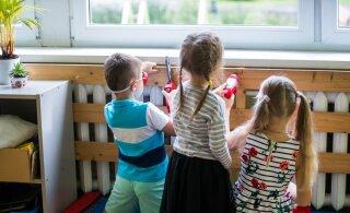 Все муниципальные таллиннские детские сады продолжают работу