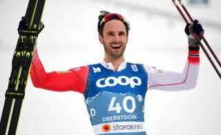 Норвежцы взяли реванш у Большунова за поражение в скиатлоне