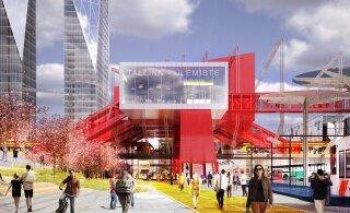 Вместо миллиона 97 000 евро! Вокруг амбициозного госпроекта по строительству терминала Юлемисте разгорелись нешуточные страсти