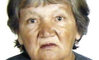 Полиция просит помощи в поисках пропавшей в Азери 81-летней Галины. У женщины проблемы с памятью