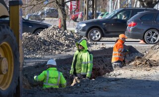Luise tänav suletakse laupäeval remonditöödeks