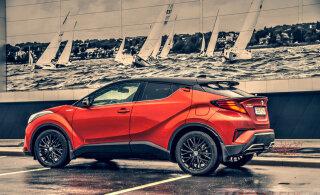 Toyota C-HR: mitmeotstarbeline auto, mis toob tahes-tahtmata naeratuse suule