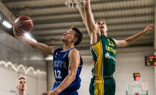 Eesti korvpallinoored kaotasid lõpusekundite heitluses Leedule