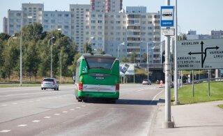 В связи с шествием Праздника песни изменятся маршруты столичного общественного транспорта