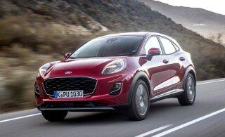 """Proovisõit: Ford Puma – """"sohvrite unistus"""" alustab valgelt lehelt"""