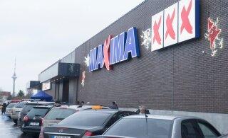 Закрытый после трех случаев коронавируса пярнуский магазин Maxima откроют в понедельник