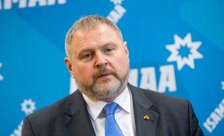 Riho Terras Kaljulaidi kohtumisest Putiniga: entusiasm suhetes Venemaaga toob tavaliselt pettumuse