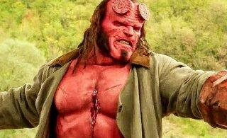 """TREILER   Sel nädalal linastuv """"Hellboy"""" näitab, et ka põrguline võib olla kangelane"""