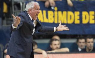 Željko Obradović: ma ei näe, et me tänavu Euroliigas midagi saavutada suudaks